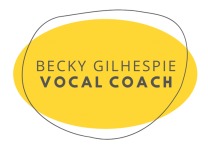 Becky Gilhespie Vocal Coach